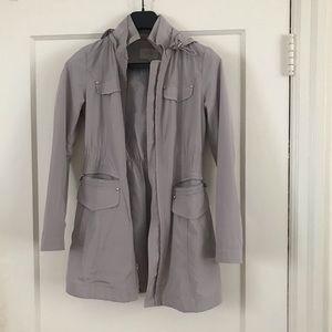 Gray Laundry Jacket